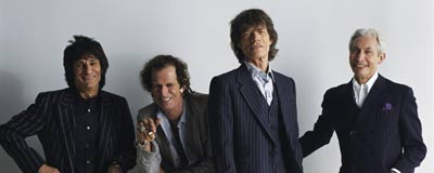 Rolling Stones at Slane Castle
