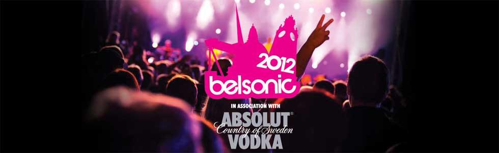 Belsonic 2012