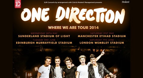 More info about2014 tour