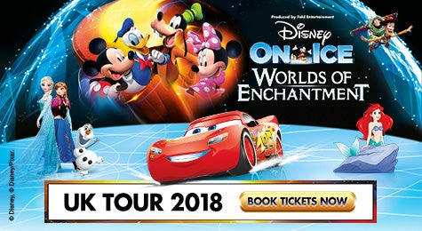 More info aboutDisney on Ice