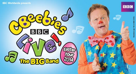 More info aboutCBeebies Live!