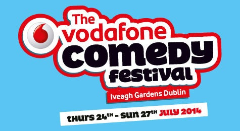 More info aboutVodafone Comedy Fest