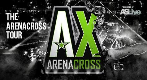 More info aboutArenacross