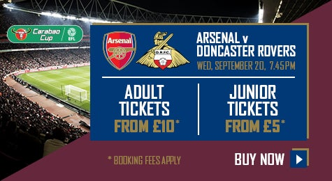 More info aboutArsenal v Doncaster
