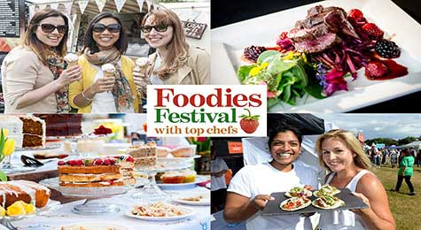 More info aboutFoodies Festival