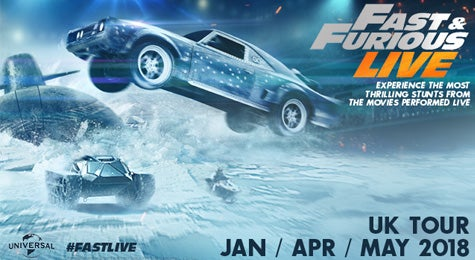 More info aboutFast & Furious Live