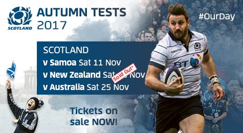 More info aboutRugby Autumn Tests