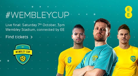 More info aboutEE Wembley Cup