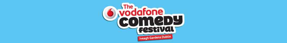 Vodafone Comedy Festival 2013