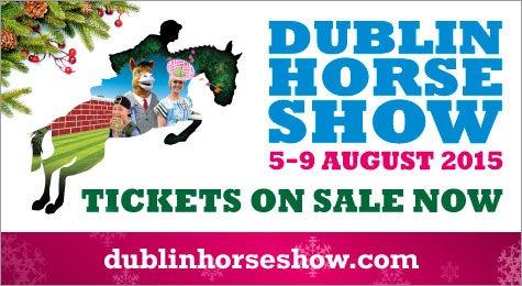 More info aboutDublin Horse Show 2015