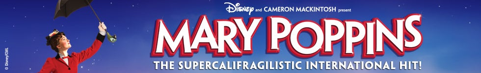 Mary Poppins at Bord Gais Energy Theatre