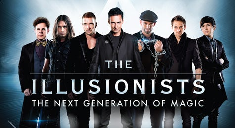More info aboutThe Illusionists