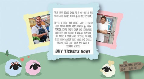 More info aboutFood & Drink Festival