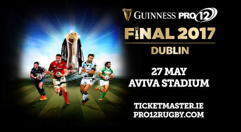 More info aboutGuinness PRO12 Final