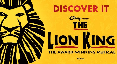 More info aboutThe Lion King