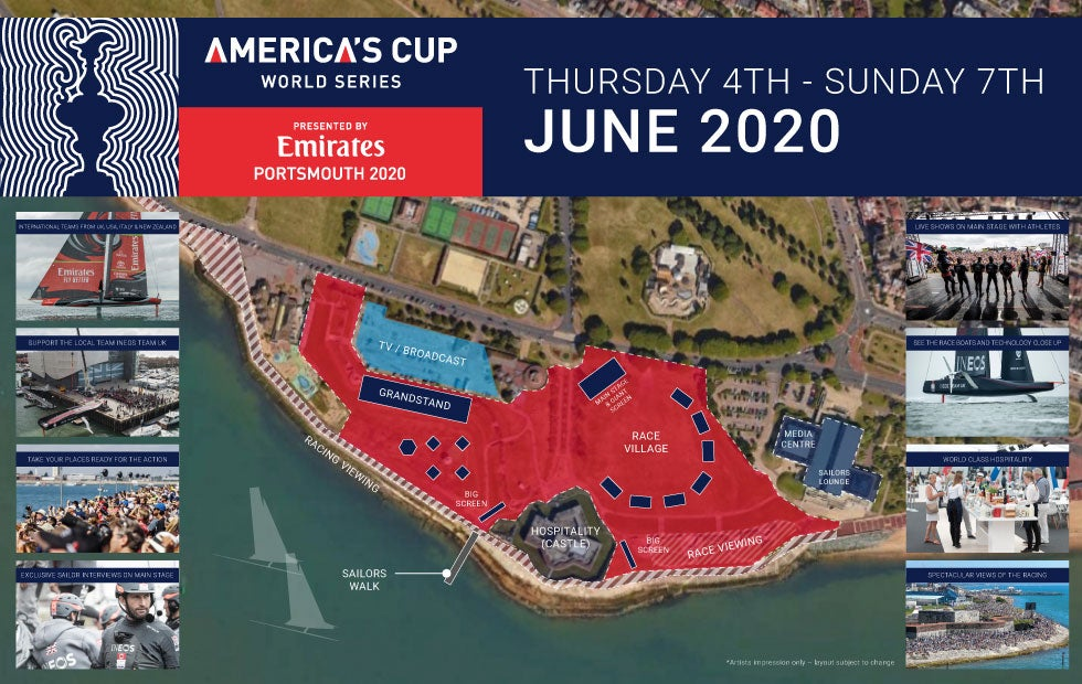 EVENT FEATURES 2020