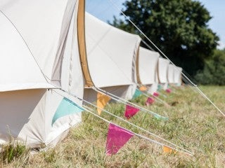 Bronze Bell Tent for 2 or 4