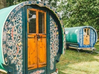 Gypsy Caravan for 2 or 4