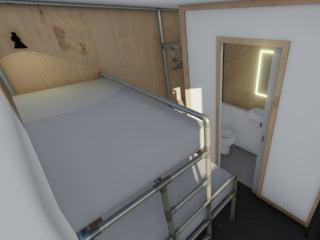 En-Suite for 3