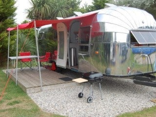 1956 Cruiser Airstream for 4