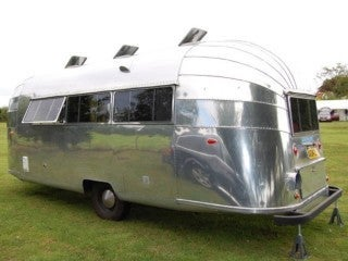 1956 Safari Airstream for 4