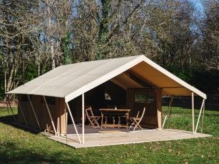 Safari Lodge for 4