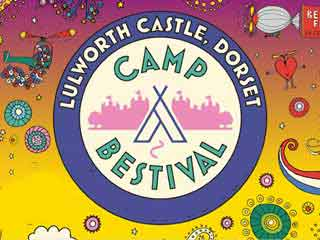 Camp Bestival 2022 Backstage Camping Ticket