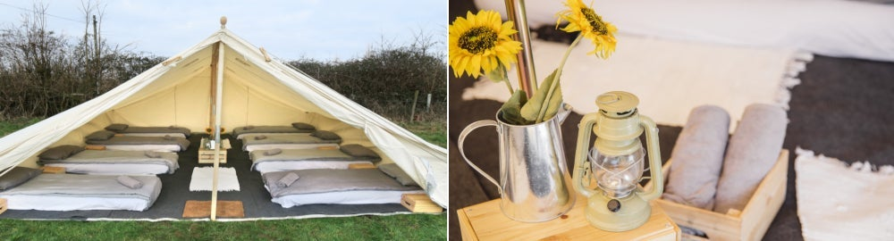 Classic Ridge Tent for 6 or 8