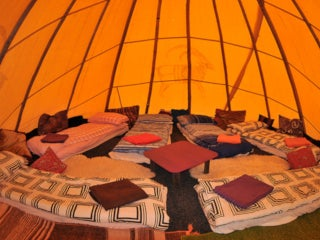 Classic Tipi for 4 or 6