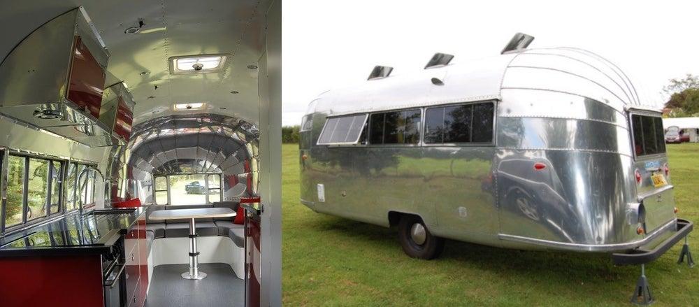 1956 Cruiser Airstream for 4