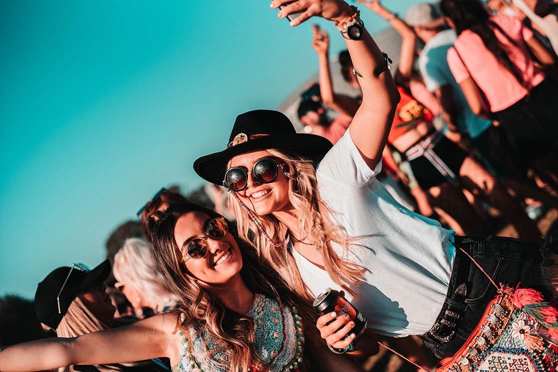 Creamfields Festival Fans