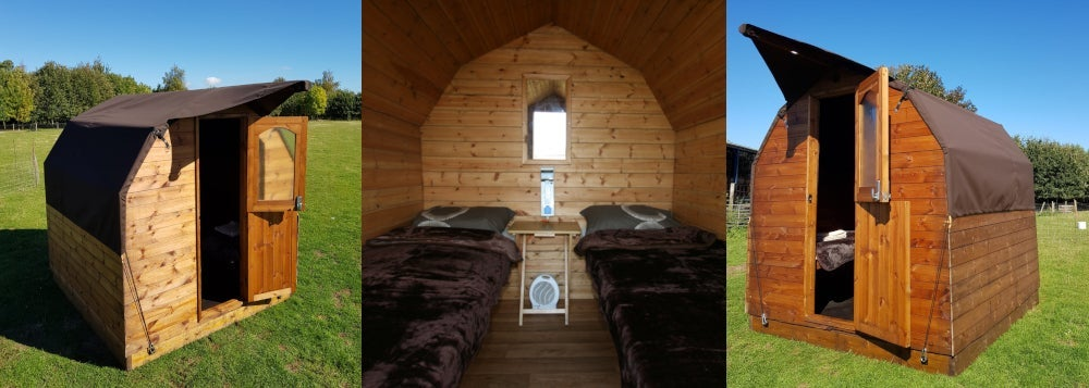 Cabin for 2