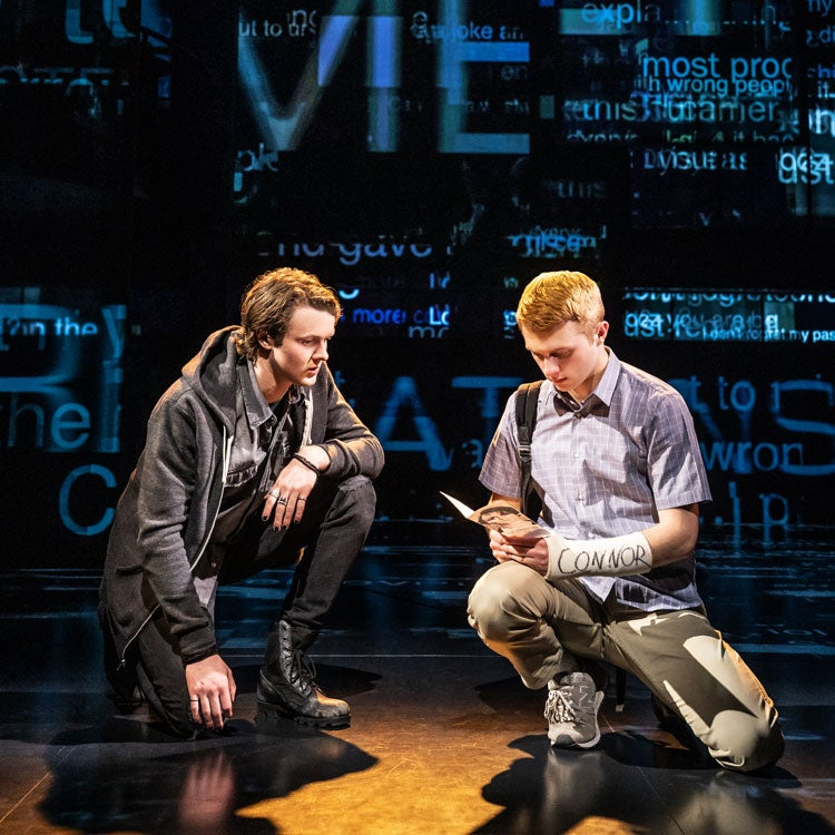 Accessible tickets for <i>Dear Evan Hansen</i>