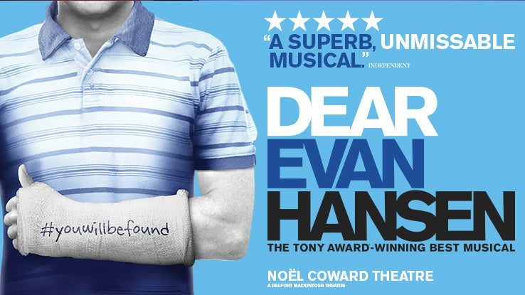 <i>Dear Evan Hansen</i> London run extended in 2020