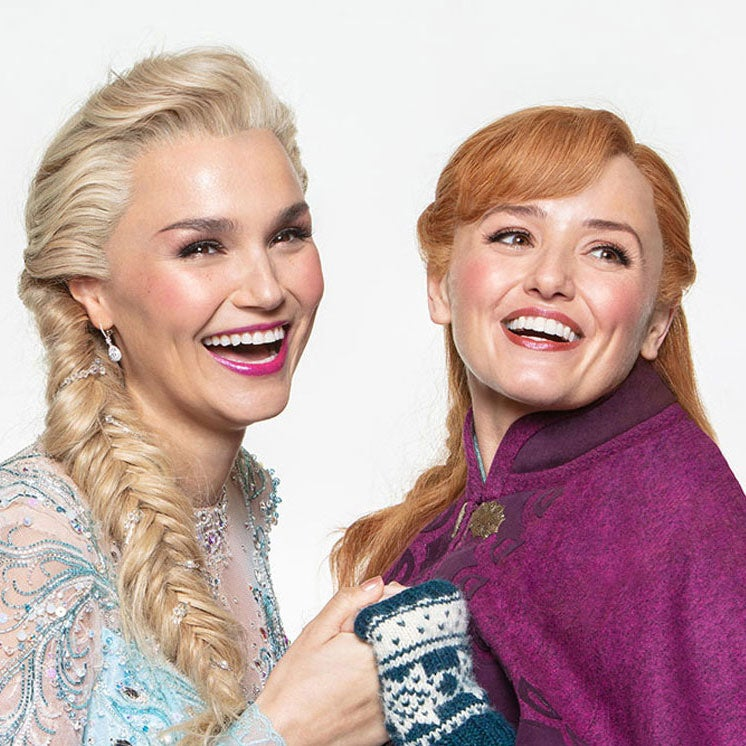 Disney's Frozen The Musical access tickets