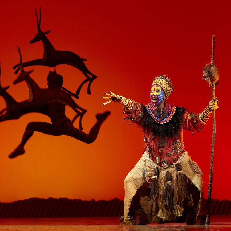 The Lion King Musical Cast