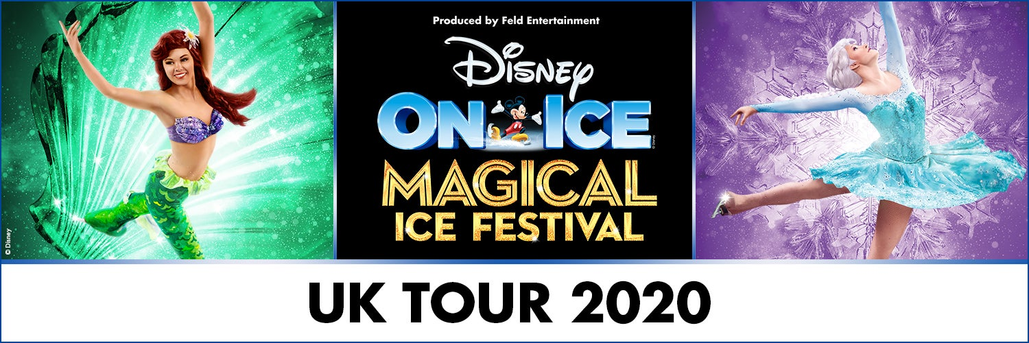 Disney On Ice 2020