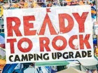 Download 2020 Ready to Rock Pre-Pitched Tent Upgrade