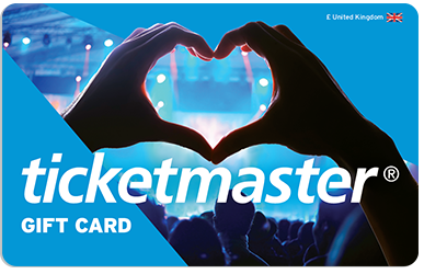 Gift Cards Official Ticketmaster Site