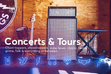 Concerts & Tours