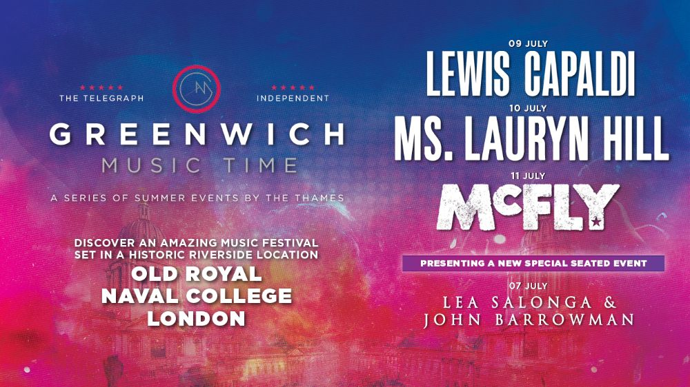 Greenwich Music Time 2020