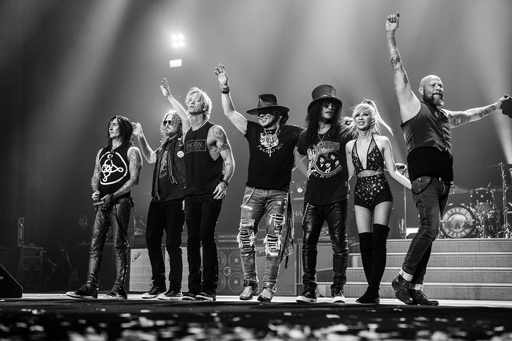 Guns N' Roses UK Tour 2021