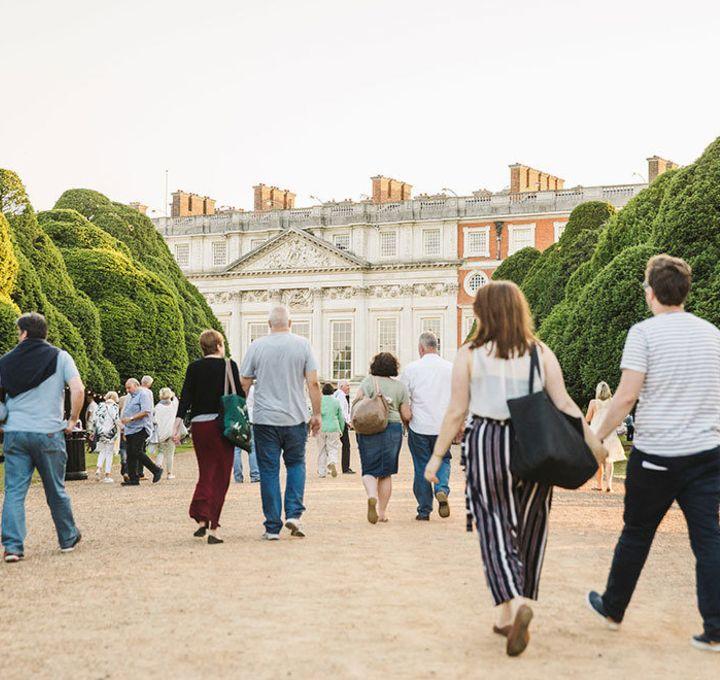 About Hampton Court Palace festival 2021