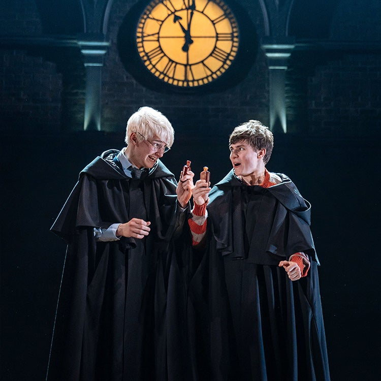 Harry Potter and the Cursed Child access tickets