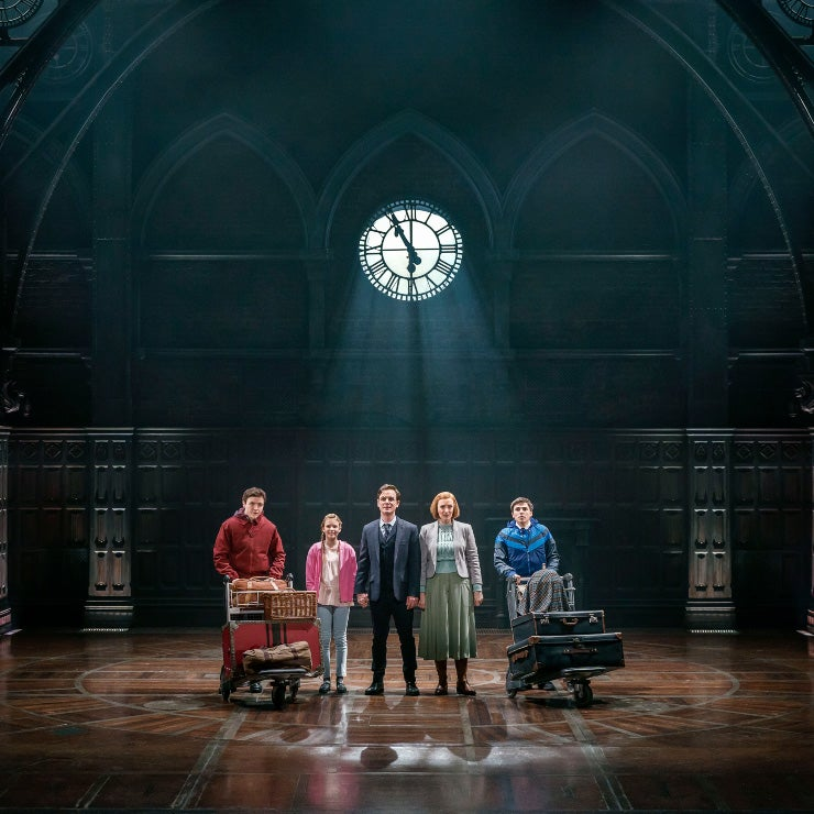 Harry Potter and the Cursed Child theatre cast and creative