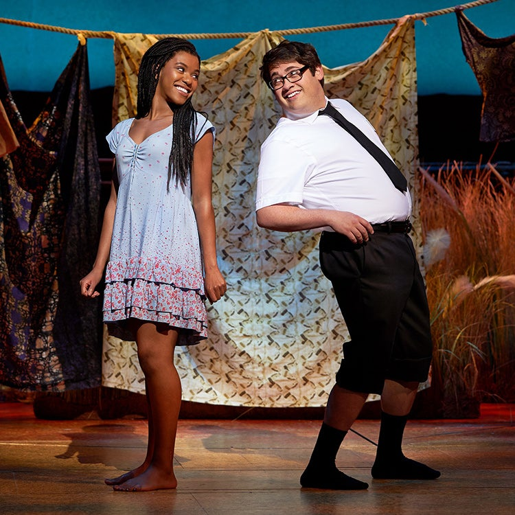 Accessible tickets for The Book of Mormon