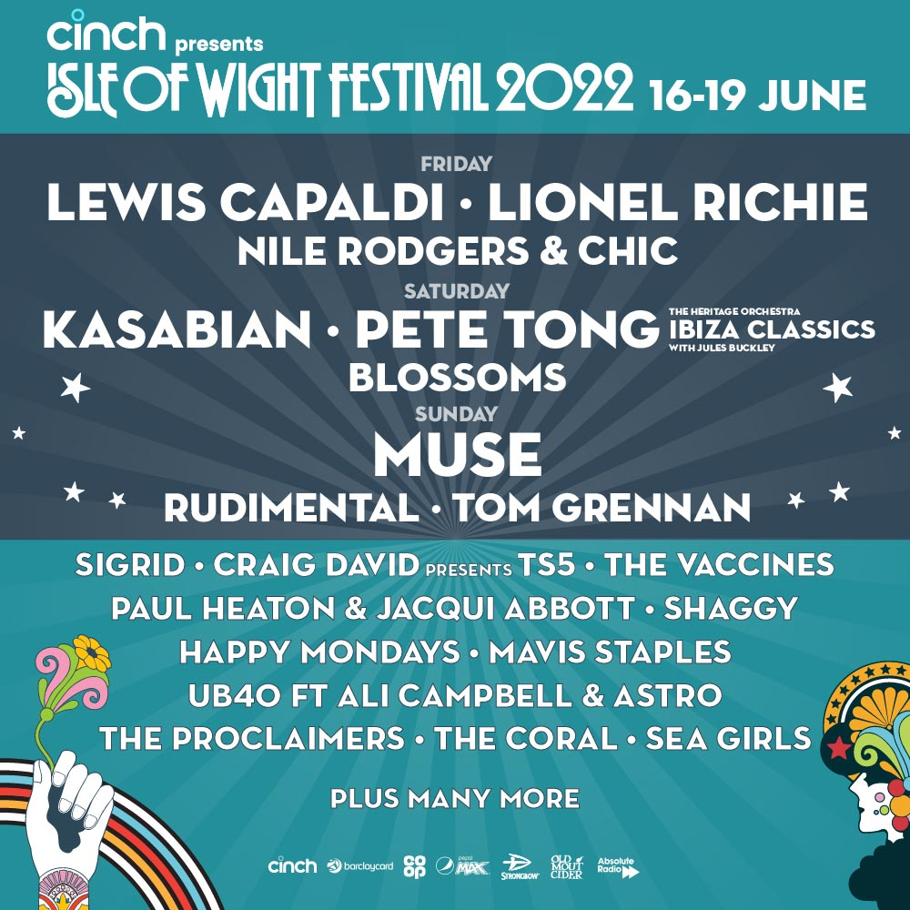 Isle of Wight Festival Line-up and music acts 2022