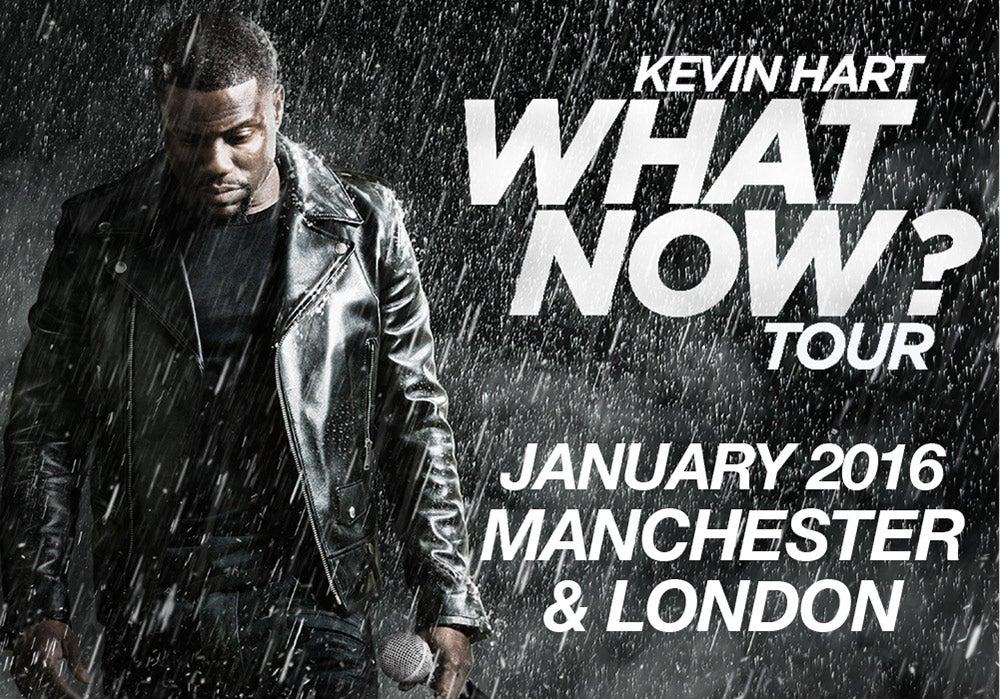 Kevin hart tour dates