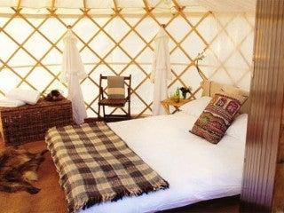 Latitude - Luxury Yurt for 2