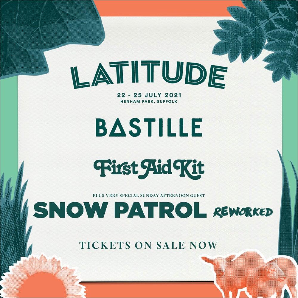 Latitude Line-up 2021